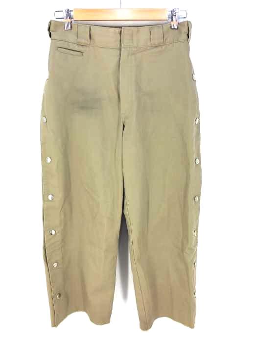 Dickies(ディッキーズ) side snap wide pants メンズ パンツ