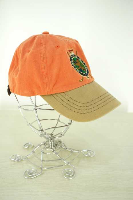 Polo by RALPH LAUREN (ポロバイラルフローレン) フロント刺繍キャップ メンズ 帽子