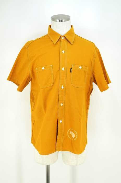 RATS (ラッツ) 半袖ボタンシャツ メンズ トップス