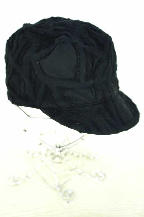 ISSEY MIYAKE MEN(イッセイミヤケメン) 総柄ウールキャスケット メンズ 帽子