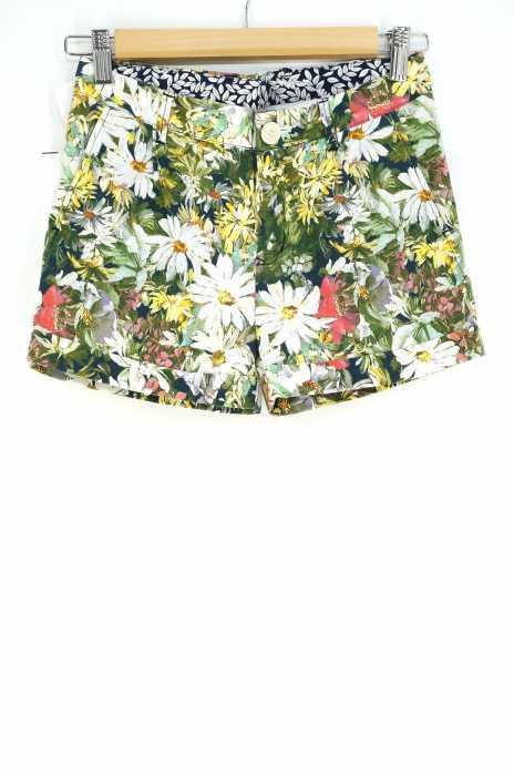 DOUBLE STANDARD CLOTHING (ダブルスタンダードクロージング) 総柄ショーツ レディース パンツ