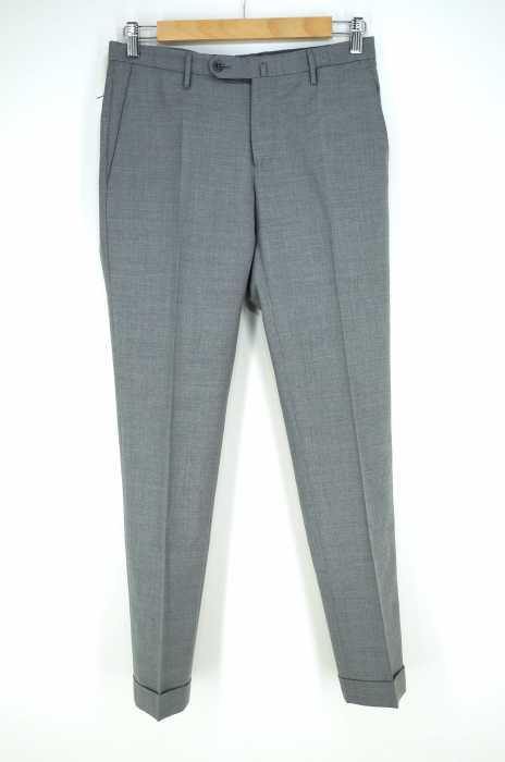 INCOTEX (インコテックス) SLIM FIT スラックス メンズ パンツ