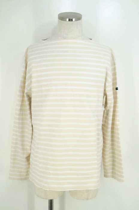 SAINT JAMES(セントジェームス) バスクシャツ ボーダーカットソー メンズ トップス