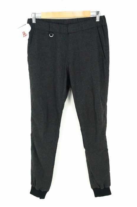 uniform experiment (ユニフォームエクスペリメント) 15AW リブトレーニングパンツ メンズ パンツ