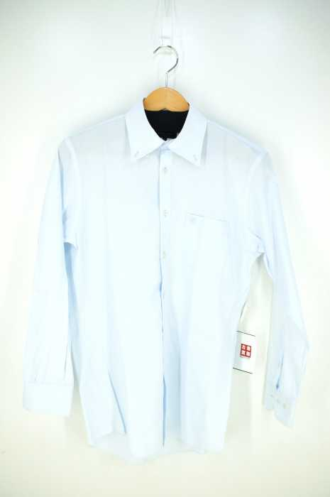 BLACK LABEL CRESTBRIDGE(ブラックレーベルクレストブリッジ) ワンポイント刺繍ボタンダウンシャツ メンズ トップス