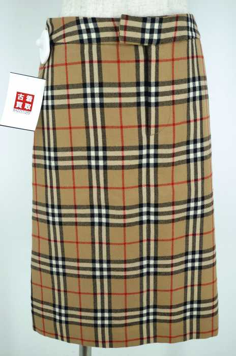 BURBERRY BLUE LABEL (バーバリーブルーレーベル) ノバチェック レディース スカート