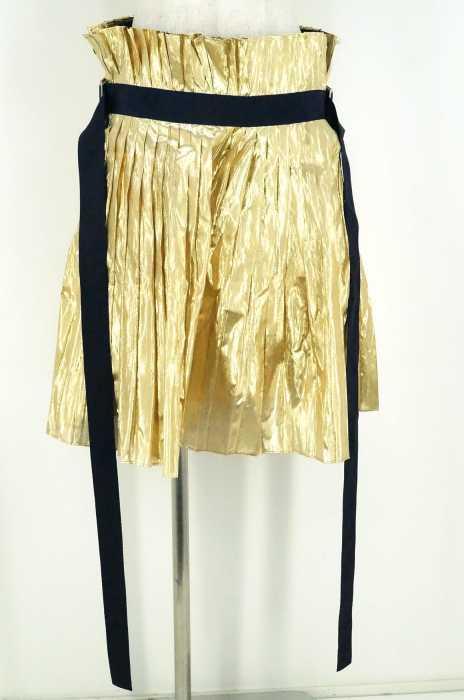 Sacai (サカイ) 16SS アコーディオンプリーツスカート レディース スカート