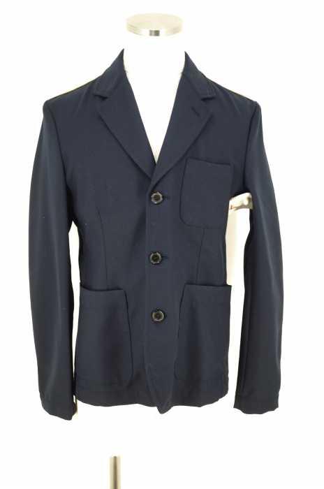 COMME des GARCONS SHIRT (コムデギャルソンシャツ) 3ラインウール混ジャケット メンズ アウター