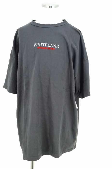 whiteland (ホワイトランド) ビッグTシャツ メンズ トップス