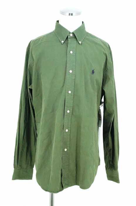 RALPH LAUREN (ラルフローレン) ボタンダウンシャツ メンズ トップス