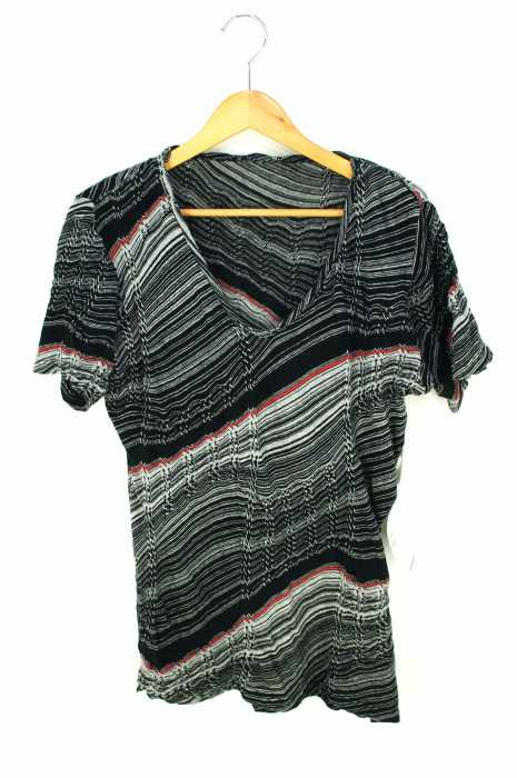 kiryuyrik(キリュウキリュウ) V-Neck T-Shirts メンズ トップス