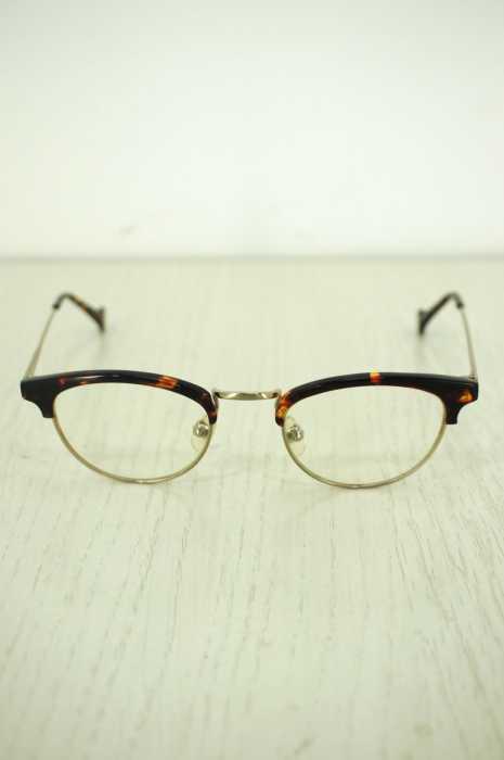 VICTOR&ROLF(ビクターアンドロルフ) サーモントメガネ メンズ ファッション雑貨
