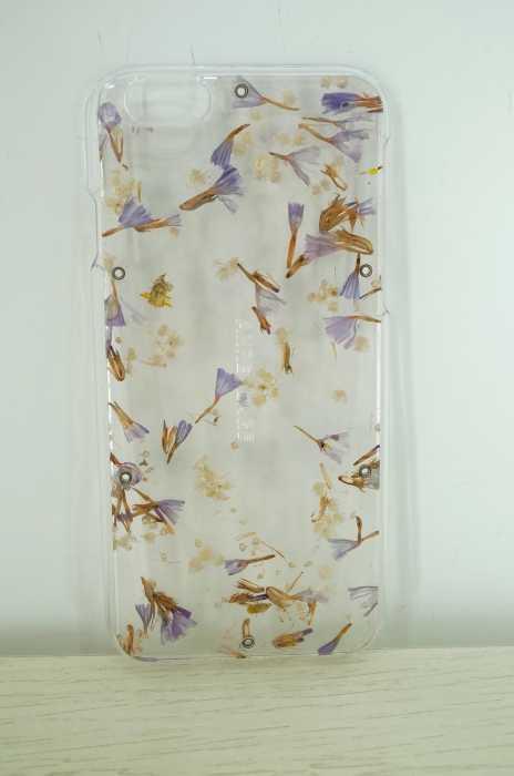 ANREALAGE (アンリアレイジ) FLOWER iphone 6/6S case メンズ ファッション雑貨