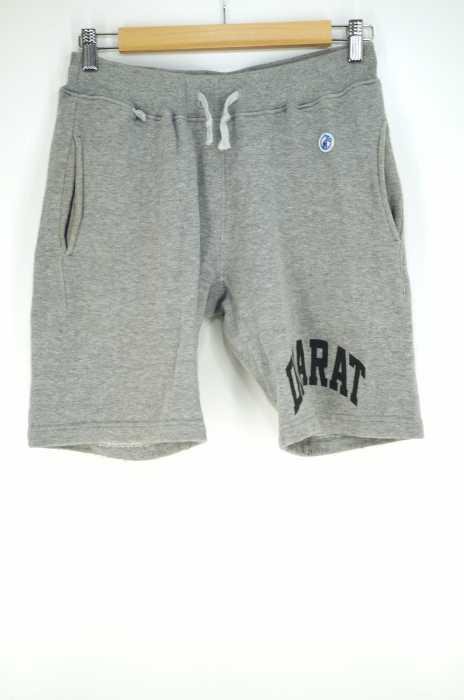 DOARAT (ドゥアラット) スウェットハーフパンツ メンズ パンツ