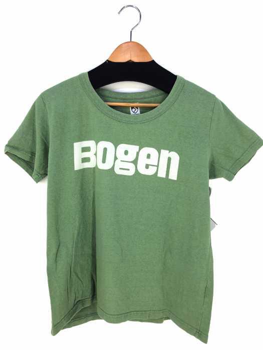 bogen(ボーゲン) プリントカットソー レディース トップス