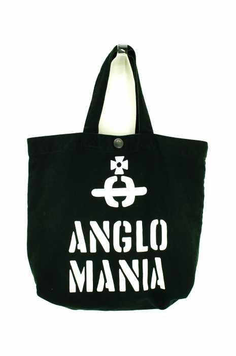 Vivienne Westwood ANGLOMANIA(ヴィヴィアンウエストウッド アングロマニア) キャンバス メンズ バッグ