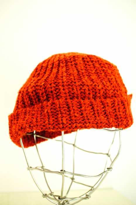 HIGHLAND2000(ハイランド) コットンニットキャップ メンズ 帽子