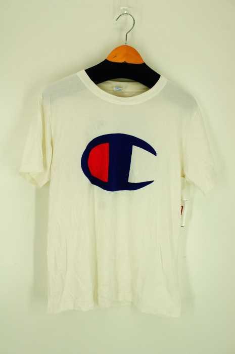 Champion × RODEO CROWNS(チャンピオン ロデオクラウンズ) ロゴ マーク プリント Tシャツ レディース トップス