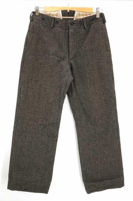 JELADO×COPANO (ジェラード×コパノ) Gotham Trousers トラウザーパンツ メンズ パンツ