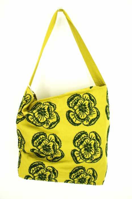 mina perhonen (ミナペルホネン) 17SS「hope」フラワー刺繍ショルダーバッグ レディース バッグ