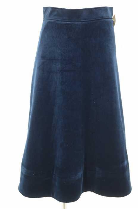 Mila Owen (ミラオーウェン) ベロアフレアスカート レディース スカート