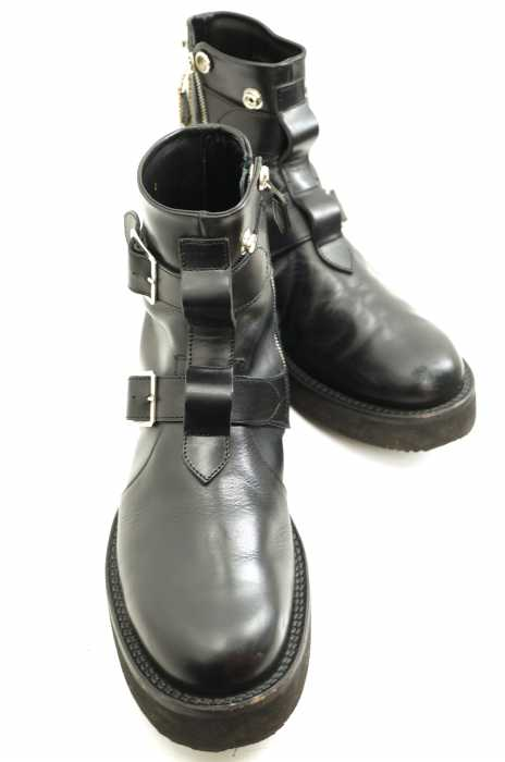foot the coacher (フットザコーチャー) ZERO-BOOTS パラシュートブーツ メンズ シューズ