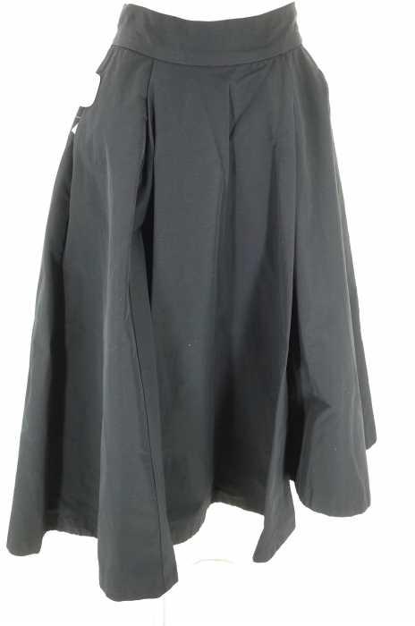 Ray BEAMS (レイビームス) アシメヘムフレアースカート レディース スカート