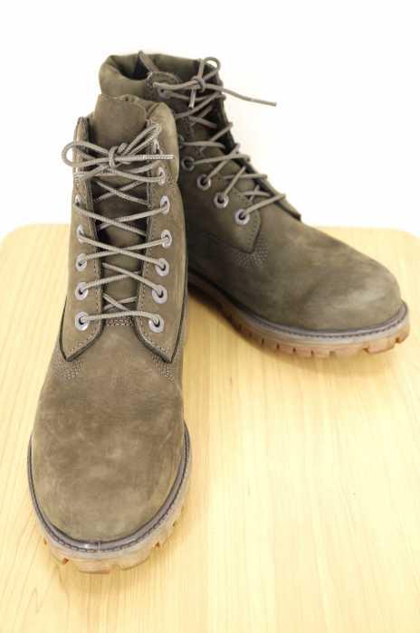 Timberland (ティンバーランド) 6INCH PREMIUM BOOTS ヌバックトレッキングブーツ メンズ シューズ