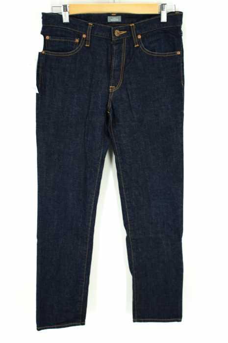 kolor BEACON () 14SS シンチバックデニムパンツ メンズ パンツ