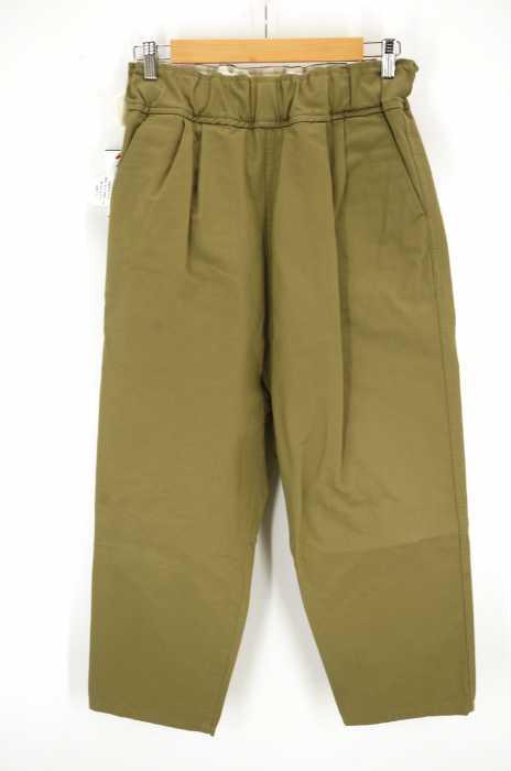 FIRMUM (フィルマム) コットンドビーコード2タックテーパードイージーパンツ メンズ パンツ