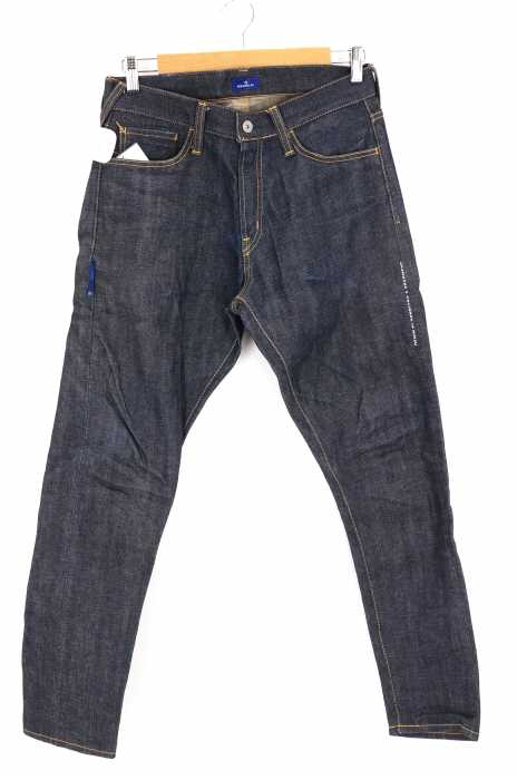 DENIM BY VANQUISH & FRAGMENT(デニムバイヴァンキッシュフラグメント) Rigid tapered denim pants VFP4050 INDIGO メンズ パンツ