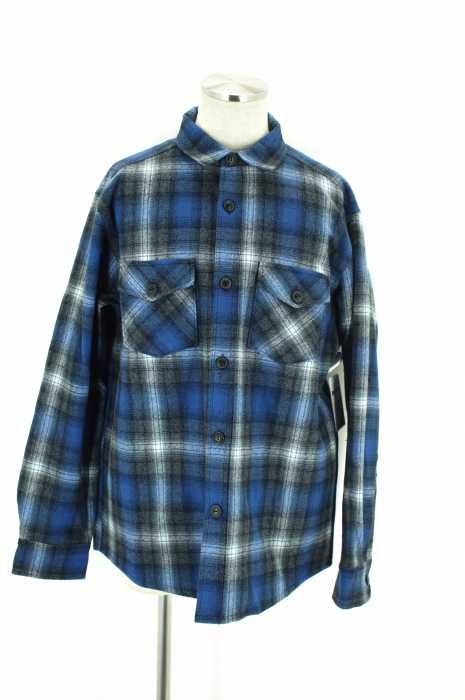PENDLETON (ペンドルトン) 裏地キルティングチェックシャツ メンズ トップス