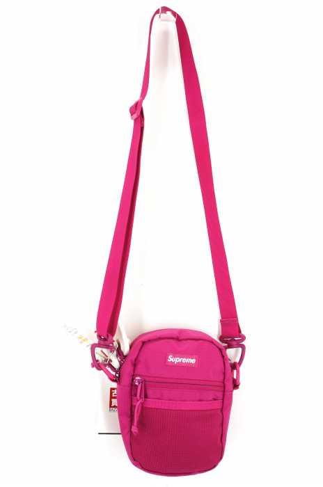 Supreme (シュプリーム) Small Shoulder Bag スモールショルダーバッグ メンズ バッグ