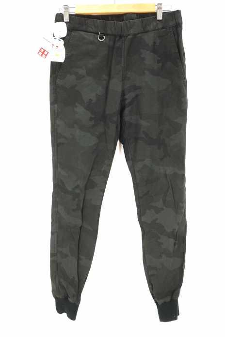 uniform experiment (ユニフォームエクスペリメント) STRETCH CHINO RIBBED EASY PANT メンズ パンツ