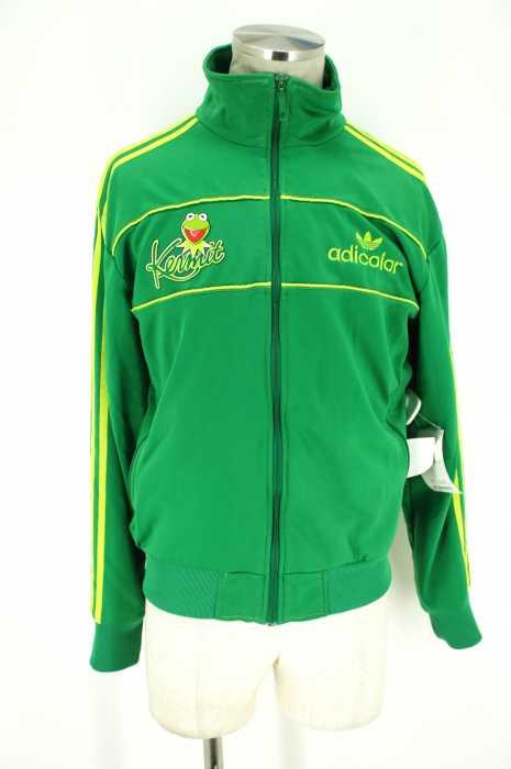 adidas × Kermit the frog () Adicolor G4 Kermit Frog Track Jacket メンズ アウター