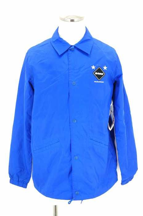 F.C.Real Bristol/ F.C.R.B. (エフシーレアルブリストル / エフシーアールビー) COACHES JACKET コーチジャケット メンズ アウター