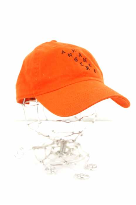 KaneZ × monkey time (ケインズ × モンキータイム) ANGER CAP 刺繍 キャップ メンズ 帽子