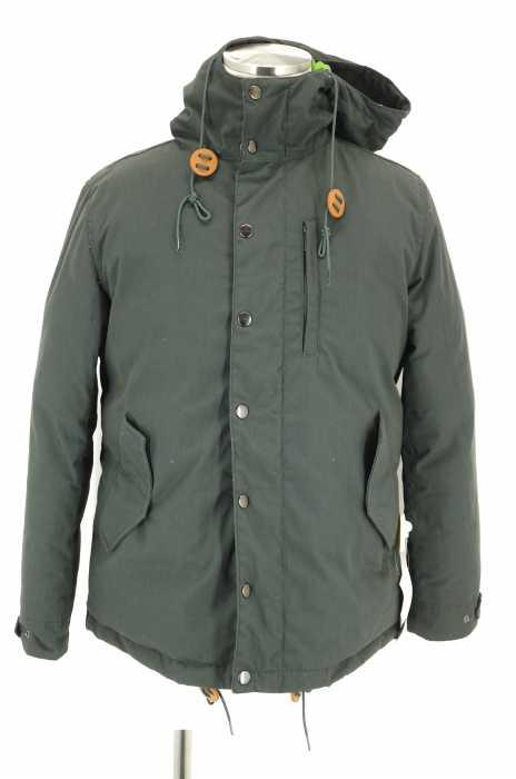 Design Tshirts Store graniph (デザインティーシャツストアグラニフ) 中綿ジャケット メンズ アウター