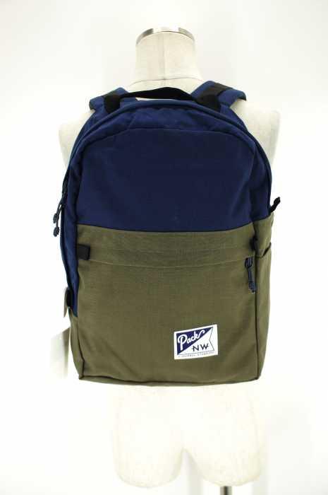 Pack NW × JOURNAL STANDARD (パックノースウェスト × ジャーナルスタンダード) 15AW Edison Daypack バックパック メンズ バッグ