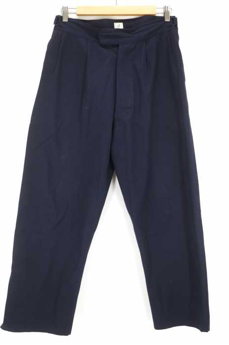 ANATOMICA (アナトミカ) ROYAL MARINE PANTS タックインパンツ メンズ パンツ