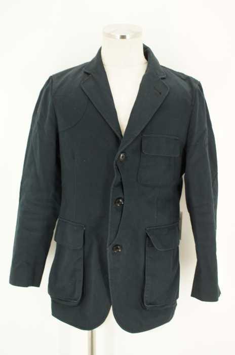THE RUGGED CLOTHING (ザラギッドクロージング) エルボーパッチワーク3Bジャケット メンズ アウター