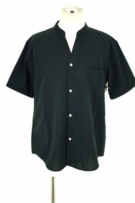 UNITED TOKYO (ユナイテッド トーキョー) Vネックショートスリーブシャツ メンズ トップス