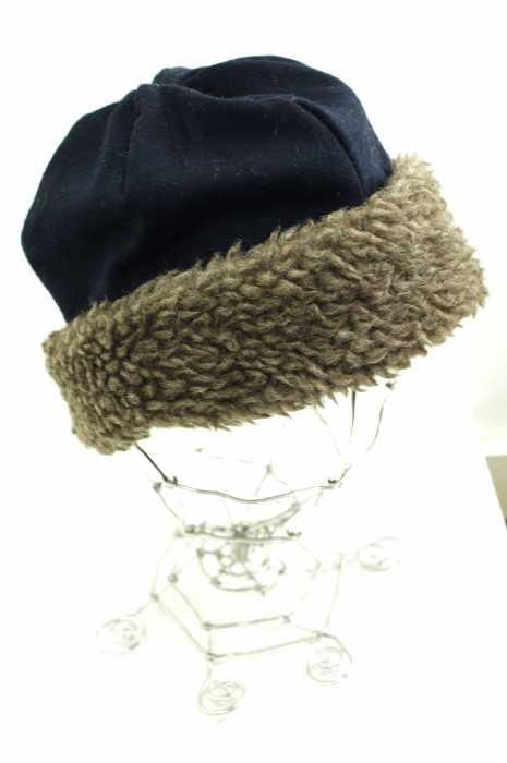 mature ha. (マチュアーハ) ボア レディース 帽子