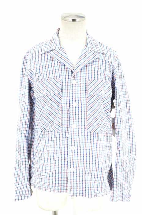 nanamica (ナナミカ) Wind Shirt Jacket シャツジャケット メンズ アウター