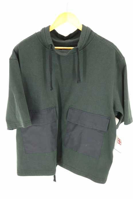 MT.RAINIER DESIGN(マウントレーニアデザイン) ハイネック スモック Tシャツ メンズ トップス