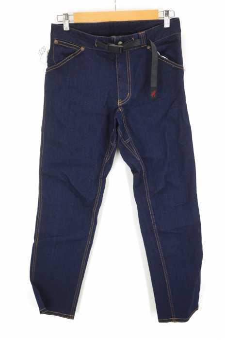 Mt Design 3776 × Gramicci(マウントデザイン3776 グラミチ) 別注デニム Mountain Pants マウンテンパンツ ストレッチクライミングパンツ メンズ パンツ
