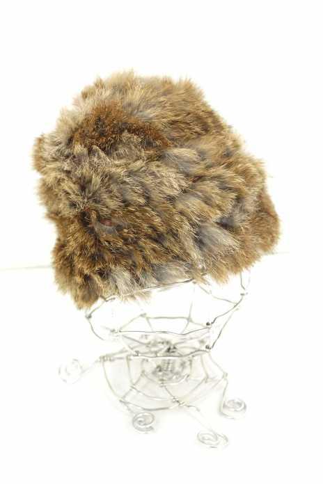 FREE'S MART (フリーズマート) ラビットファーキャップ レディース 帽子