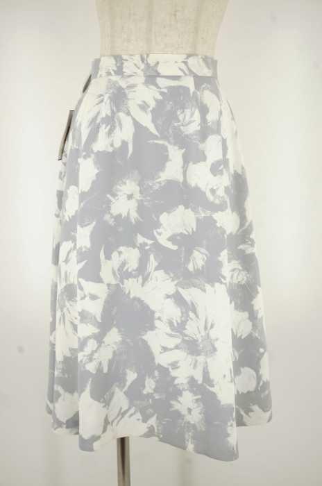 FRAY I.D (フレイアイディー) ビッグフラワーチュールスカート レディース スカート