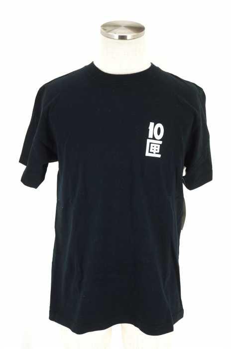10匣 TENBOX  (テンボックス) LOGO S/S TEE 半袖プリントT メンズ トップス