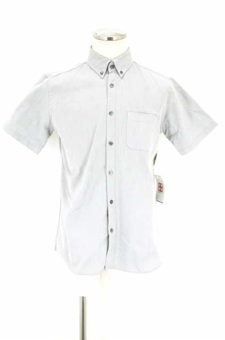 UNITED TOKYO  (ユナイテッドトウキョウ) COOLMAX オックスボタンダウンショートスリーブシャツ メンズ トップス